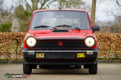 Picture of 1984 Autobianchi A112 Abarth 70 HP For Sale