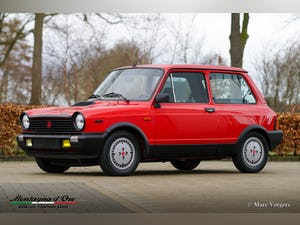 1984 Autobianchi A112 Abarth 70 HP For Sale (picture 2 of 12)