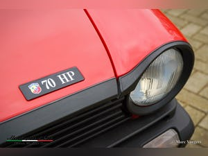 1984 Autobianchi A112 Abarth 70 HP For Sale (picture 10 of 12)