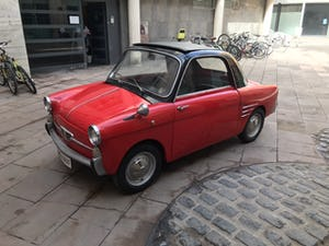 1961 Autobianchi Bianchina For Sale (picture 1 of 12)