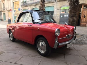 1961 Autobianchi Bianchina For Sale (picture 4 of 12)