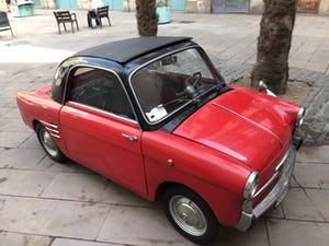 1961 Autobianchi Bianchina For Sale (picture 5 of 12)