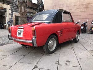 1961 Autobianchi Bianchina For Sale (picture 6 of 12)