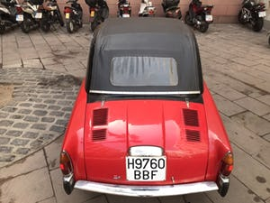 1961 Autobianchi Bianchina For Sale (picture 7 of 12)