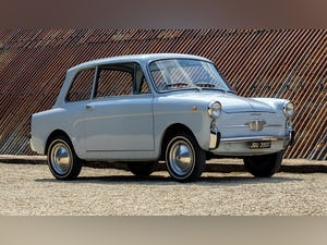 1965 Autobianchi Bianchina - Lovely original car For Sale (picture 3 of 41)