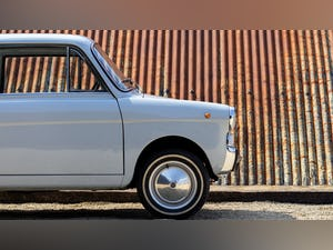 1965 Autobianchi Bianchina - Lovely original car For Sale (picture 6 of 41)