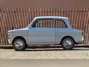 1965 Autobianchi Bianchina - Lovely original car For Sale (picture 38 of 41)