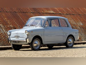 1965 Autobianchi Bianchina - Lovely original car For Sale (picture 39 of 41)