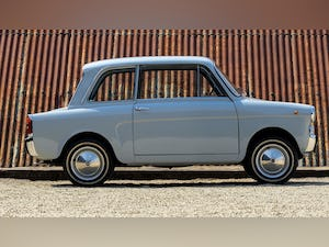 1965 Autobianchi Bianchina - Lovely original car For Sale (picture 40 of 41)