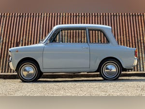 1965 Autobianchi Bianchina - Lovely original car For Sale (picture 41 of 41)