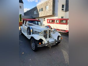 2007 Beautiful 4 door long bodied series 3 Beauford For Sale (picture 3 of 6)