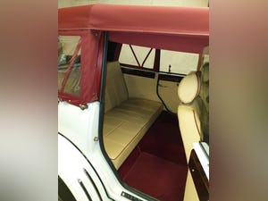 2007 Beautiful 4 door long bodied series 3 Beauford For Sale (picture 4 of 6)