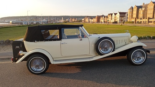 Picture of 1980 Stunning Beauford Wedding Car For Sale