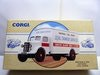 CORGI BEDFORD O VAN-NATIONAL COAL BOARD