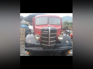 1949 Bedford o TYPE tipper For Sale (picture 1 of 9)