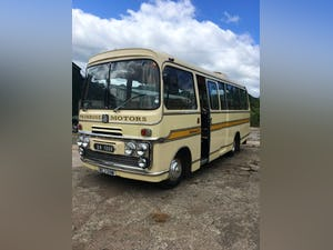 1974 Bedford Vas Plaxton historic bus coach For Sale (picture 1 of 6)