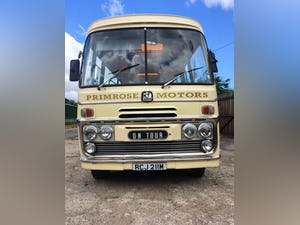 1974 Bedford Vas Plaxton historic bus coach For Sale (picture 2 of 6)