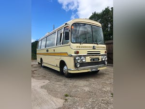 1974 Bedford Vas Plaxton historic bus coach For Sale (picture 3 of 6)