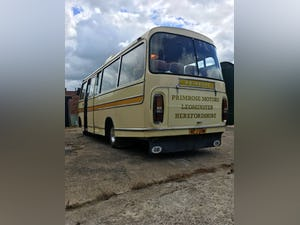 1974 Bedford Vas Plaxton historic bus coach For Sale (picture 4 of 6)