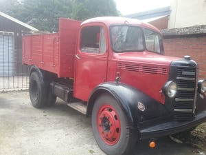 1949 Bedford o TYPE tipper For Sale (picture 5 of 9)