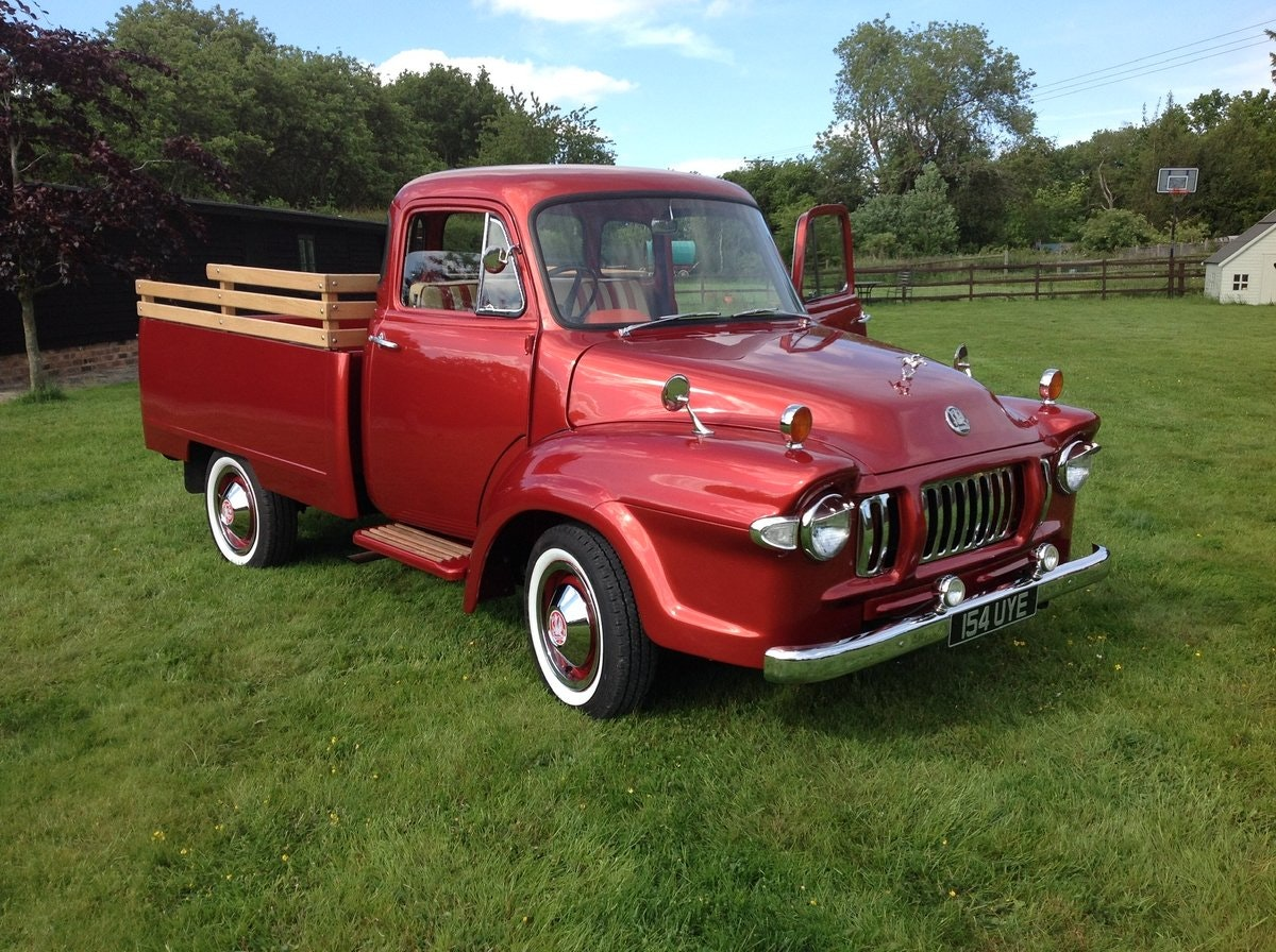 1960 Bedford J0  For Sale (picture 2 of 4)