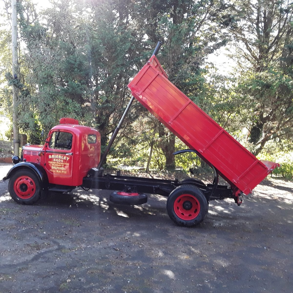 1948 Bedford O Type Tipper For Sale (picture 2 of 6)