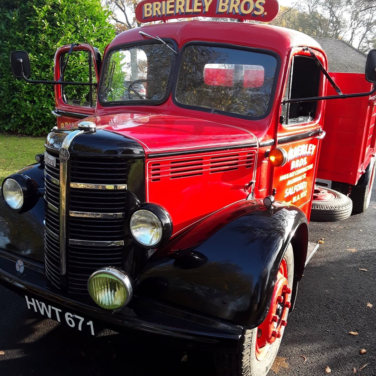 1948 Bedford O Type Tipper For Sale (picture 3 of 6)
