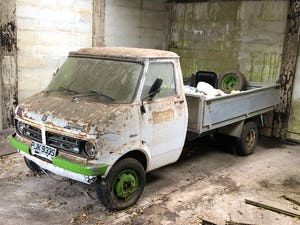 1977 **SOLD STV*** Bedford CF340 project SOLD (picture 1 of 12)