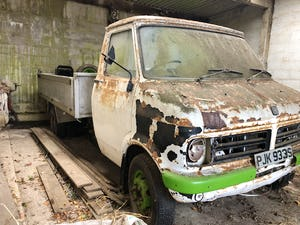 1977 **SOLD STV*** Bedford CF340 project SOLD (picture 2 of 12)