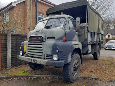 Picture of 1974 BEDFORD RL 8 TONNER TIPPER TRUCK For Sale