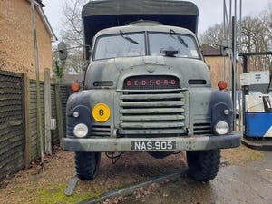 1974 BEDFORD RL 8 TONNER TIPPER TRUCK For Sale (picture 2 of 4)