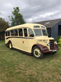 Picture of 1950 Bedford ob duple For Sale