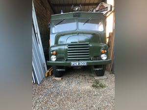 1956 Green goddess fire engine For Sale (picture 1 of 8)