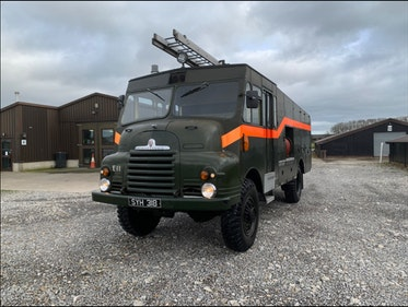 Picture of 1957 Bedford® Green Goddess Fire Engine *Low Mileage* (SYH) For Sale