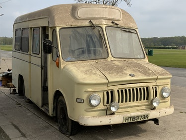 Picture of 1971 Bedford hawson ambulance barn find For Sale by Auction