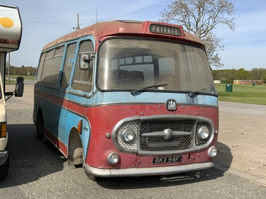 Picture of 1968 Bedford J2 Plaxton Coach - Barn find For Sale by Auction