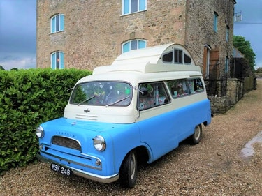 Picture of 1961 Classic Bedford Calthorpe Camper For Sale