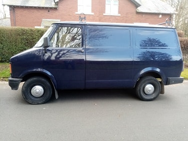 Picture of 1983 Bedford CF Van For Sale
