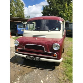 Picture of 1960 Bedford CA Van - 15/07/2021 For Sale by Auction