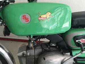 1969 Benelli 125 Sport Special For Sale (picture 3 of 6)