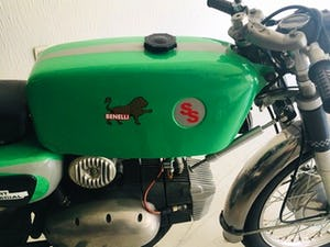 1969 Benelli 125 Sport Special For Sale (picture 4 of 6)