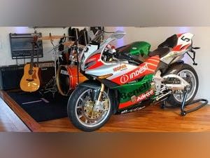 2001 Benelli Tornado LE GODDARD for sale - 1 of 10 For Sale (picture 1 of 6)