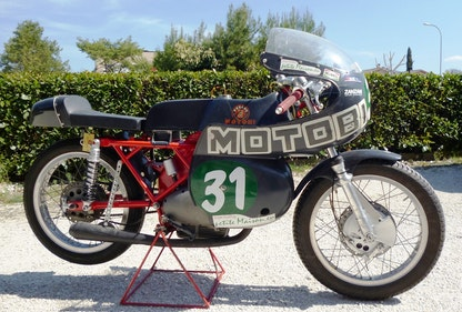 Picture of 1967 Motobi 250 racing For Sale