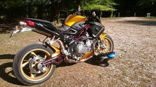 Picture of 2012 Benelli TnT 1130 Cafe Racer For Sale
