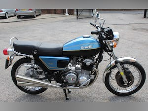 1977 Benelli Four Cylinder LS 500 cc , 5 Speed Gearbox For Sale (picture 1 of 10)