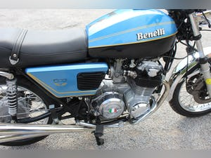 1977 Benelli Four Cylinder LS 500 cc , 5 Speed Gearbox For Sale (picture 2 of 10)