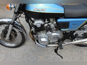 1977 Benelli Four Cylinder LS 500 cc , 5 Speed Gearbox For Sale (picture 5 of 10)