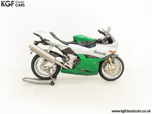 2004 A Benelli Tornado Tre 900 LE 'Novecento' Number 064/150 For Sale (picture 14 of 30)