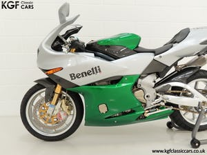 2004 A Benelli Tornado Tre 900 LE 'Novecento' Number 064/150 For Sale (picture 15 of 30)