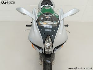 2004 A Benelli Tornado Tre 900 LE 'Novecento' Number 064/150 For Sale (picture 22 of 30)